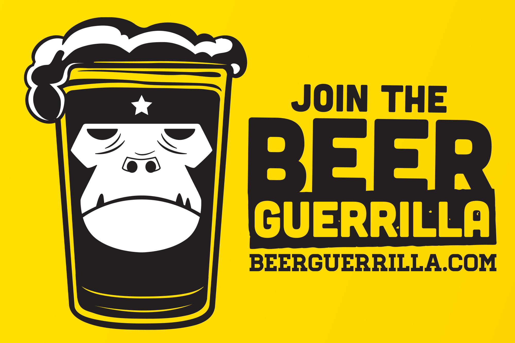beer guerrilla logo